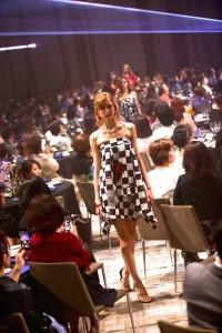 YOSHIKIMONOファッションショー