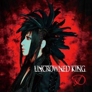 「UNCROWNED KING」通常盤ジャケ写