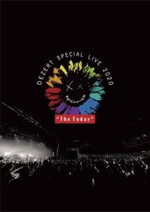DEZERT_LIVE DVD Bluray_JK写
