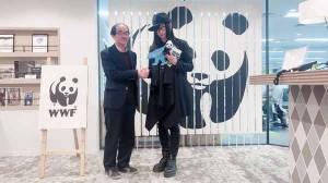 5、ASAGI × WWFジャパン