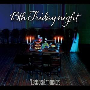 13th Friday night初回盤