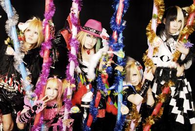 ★VISUAL SHOCK★